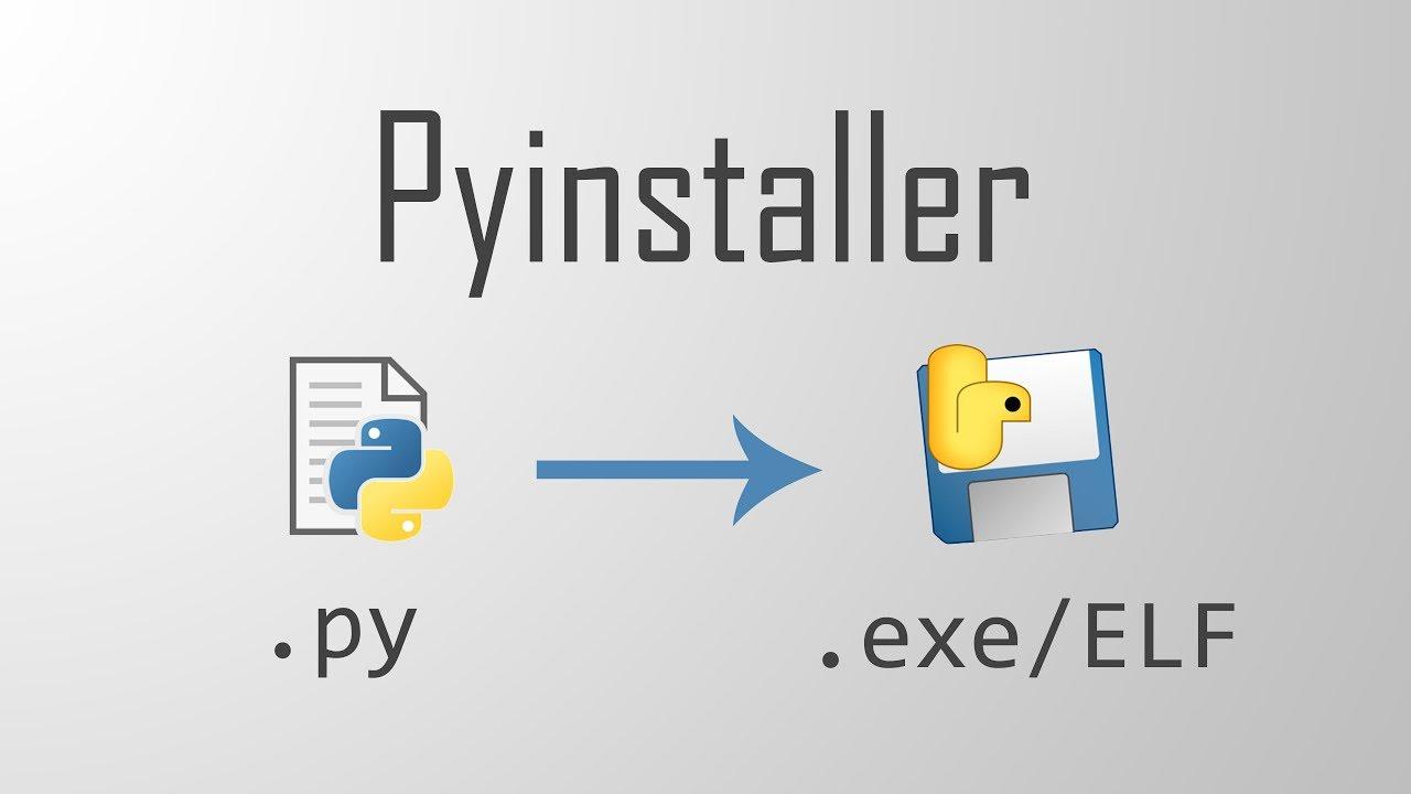 Pyinstaller打包Python项目